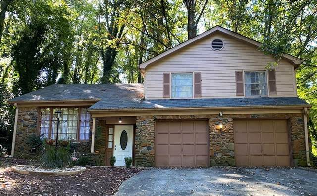 1005 Fellsridge Court, Stone Mountain, GA 30083 (MLS #6798224) :: Path & Post Real Estate