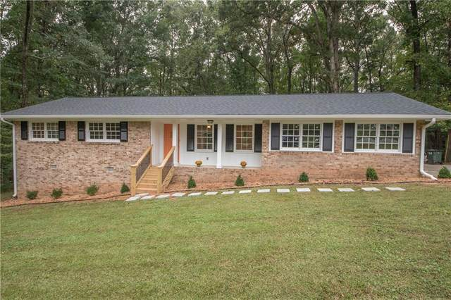 9107 Woodhaven Drive NW, Covington, GA 30014 (MLS #6798226) :: North Atlanta Home Team