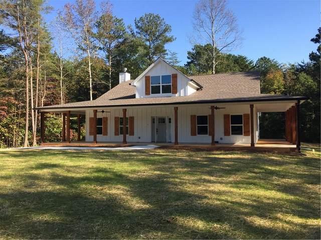 711 Hobson Road, Jasper, GA 30143 (MLS #6798229) :: Kennesaw Life Real Estate