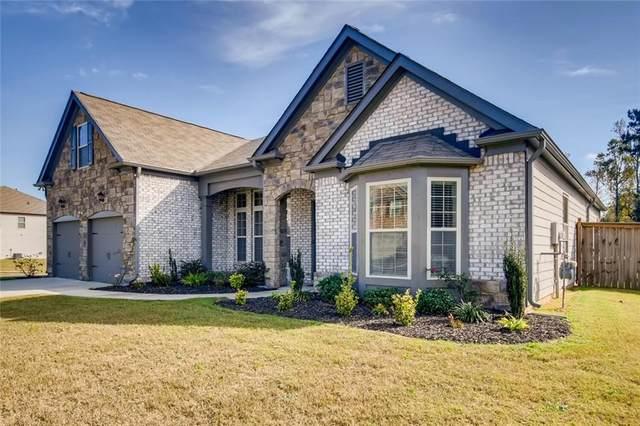 5681 Walnut Mill Lane, Powder Springs, GA 30127 (MLS #6798240) :: North Atlanta Home Team