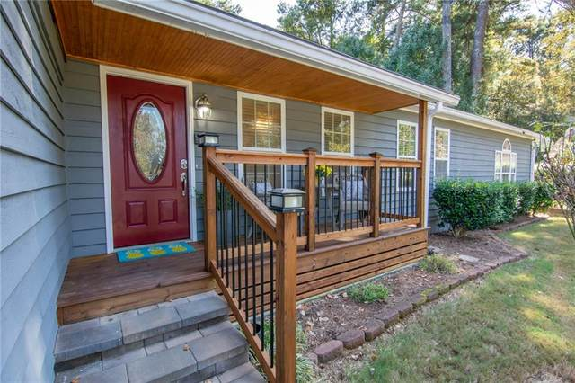 3817 Foxwood Road, Peachtree Corners, GA 30096 (MLS #6798246) :: North Atlanta Home Team