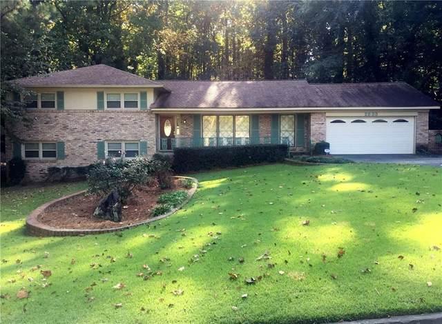 2833 Greenbrook Trail NE, Atlanta, GA 30345 (MLS #6798250) :: Thomas Ramon Realty