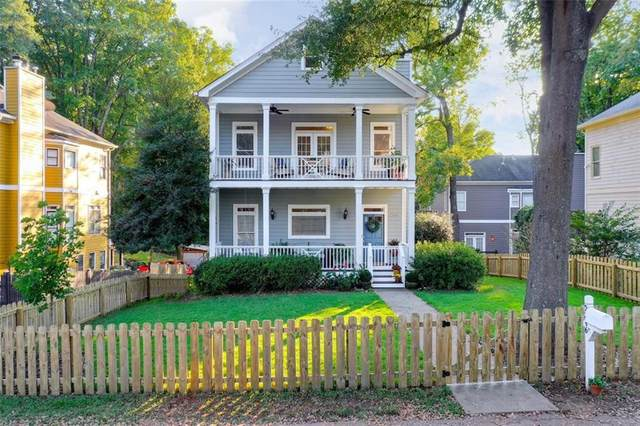 2346 Thomas Road NW, Atlanta, GA 30318 (MLS #6798266) :: North Atlanta Home Team