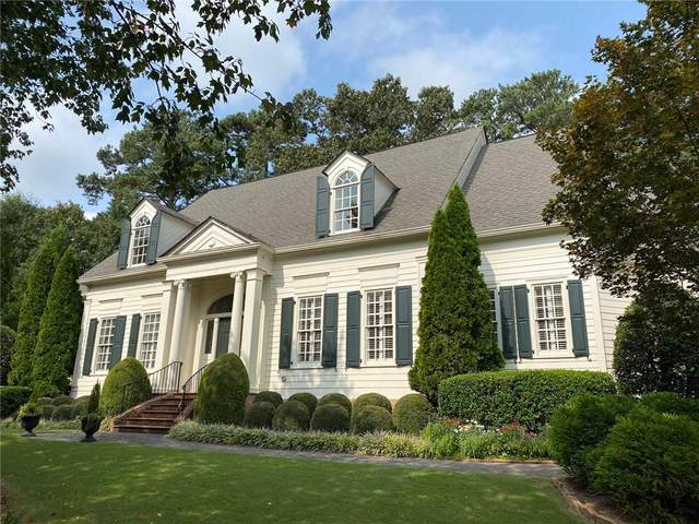 456 Langley Oaks Drive SE, Marietta, GA 30067 (MLS #6798274) :: North Atlanta Home Team