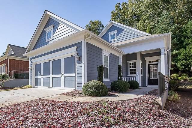 6314 Scenic View Drive 4A, Hoschton, GA 30548 (MLS #6798277) :: North Atlanta Home Team