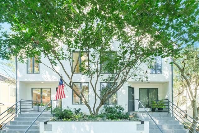 322 9th Street NE A, Atlanta, GA 30309 (MLS #6798288) :: Tonda Booker Real Estate Sales