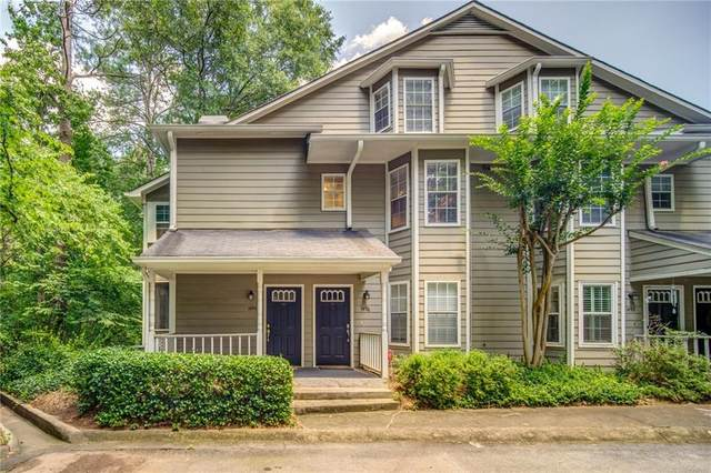1498 Oakridge Court, Decatur, GA 30033 (MLS #6798291) :: Tonda Booker Real Estate Sales
