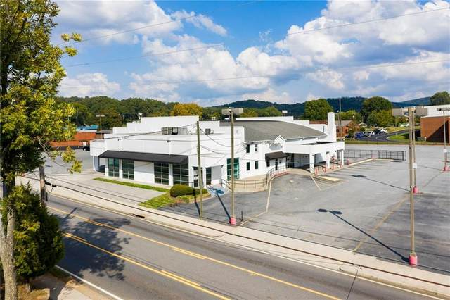 313 N Tennessee Street, Cartersville, GA 30120 (MLS #6798296) :: KELLY+CO