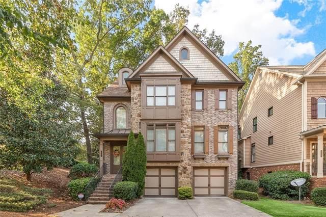 7987 Magnolia Square, Sandy Springs, GA 30350 (MLS #6798346) :: North Atlanta Home Team