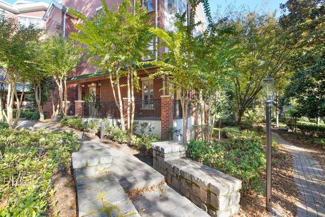850 Piedmont Avenue #3122, Atlanta, GA 30308 (MLS #6798367) :: Vicki Dyer Real Estate
