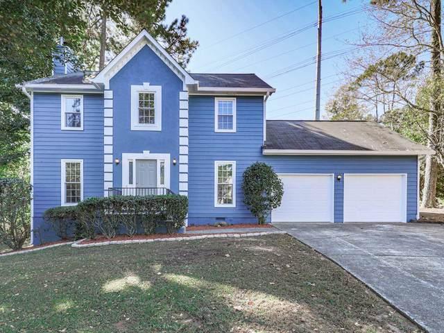 2111 Lindley Lane NW, Kennesaw, GA 30144 (MLS #6798381) :: Keller Williams Realty Atlanta Classic