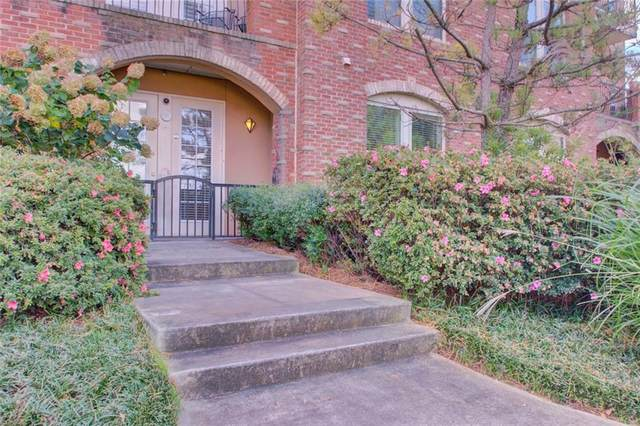901 Abernathy Road #1250, Sandy Springs, GA 30328 (MLS #6798397) :: Thomas Ramon Realty