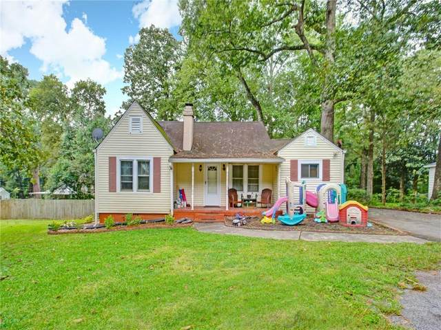 6687 Florence Drive, Lithia Springs, GA 30122 (MLS #6798402) :: North Atlanta Home Team
