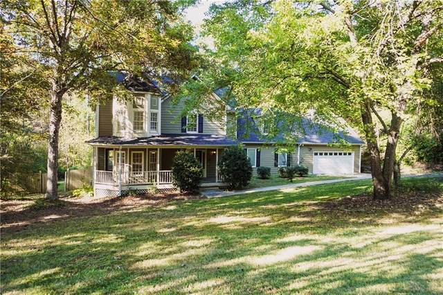 125 Picketts Lake Drive, Acworth, GA 30101 (MLS #6798411) :: AlpharettaZen Expert Home Advisors