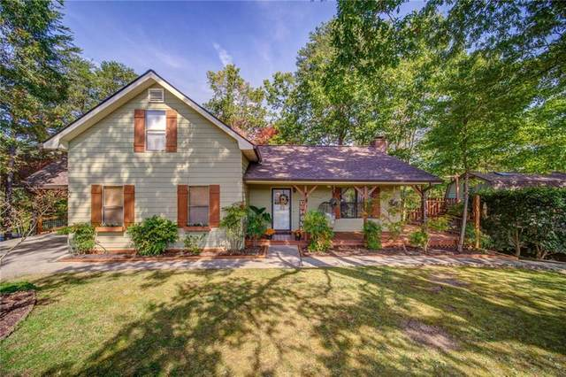 101 Jake Court, Waleska, GA 30183 (MLS #6798417) :: North Atlanta Home Team