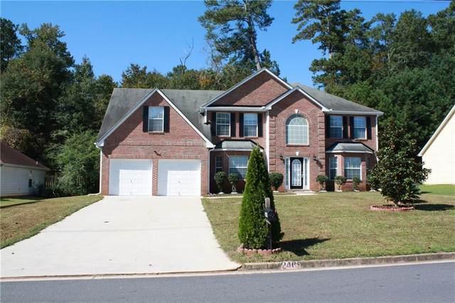2469 Marsh Rabbit Bend, Decatur, GA 30035 (MLS #6798473) :: North Atlanta Home Team