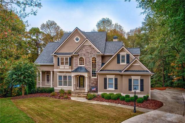 75 Wildglen Drive, Suwanee, GA 30024 (MLS #6798510) :: MyKB Homes