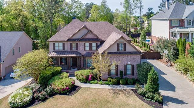 2310 Saxony Trace, Alpharetta, GA 30005 (MLS #6798512) :: North Atlanta Home Team
