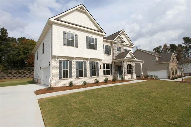 5280 Shorthorn Way, Powder Springs, GA 30127 (MLS #6798525) :: The Heyl Group at Keller Williams