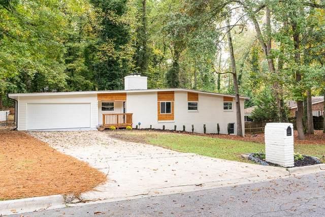 487 Thackery Place SW, Atlanta, GA 30311 (MLS #6798539) :: MyKB Homes