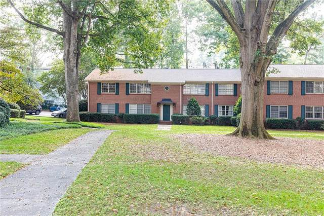 425 Lindbergh Drive NE C4, Atlanta, GA 30305 (MLS #6798548) :: Dillard and Company Realty Group