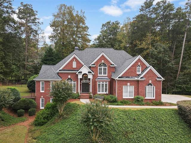 810 Fawn Meadow Court, Roswell, GA 30075 (MLS #6798558) :: Tonda Booker Real Estate Sales