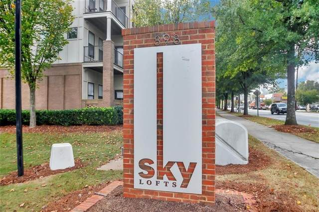 898 SW Oak Street #1109, Atlanta, GA 30310 (MLS #6798565) :: North Atlanta Home Team