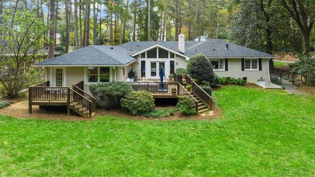 1461 Moores Mill Road NW, Atlanta, GA 30327 (MLS #6798589) :: Good Living Real Estate