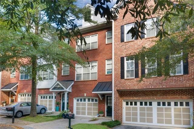 1062 Glenridge Place, Atlanta, GA 30342 (MLS #6798612) :: HergGroup Atlanta