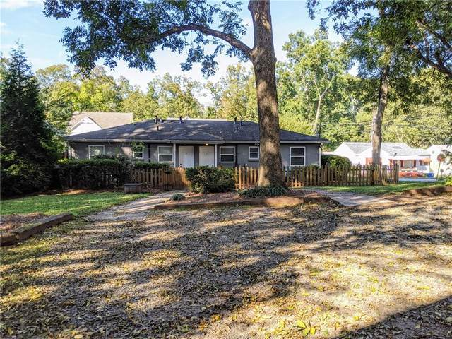 1287 Wylie Street SE, Atlanta, GA 30317 (MLS #6798627) :: Keller Williams