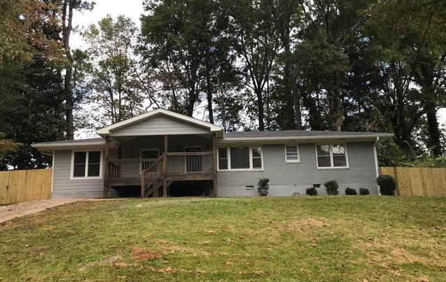 1840 Flintwood Drive, Atlanta, GA 30316 (MLS #6798678) :: The Justin Landis Group