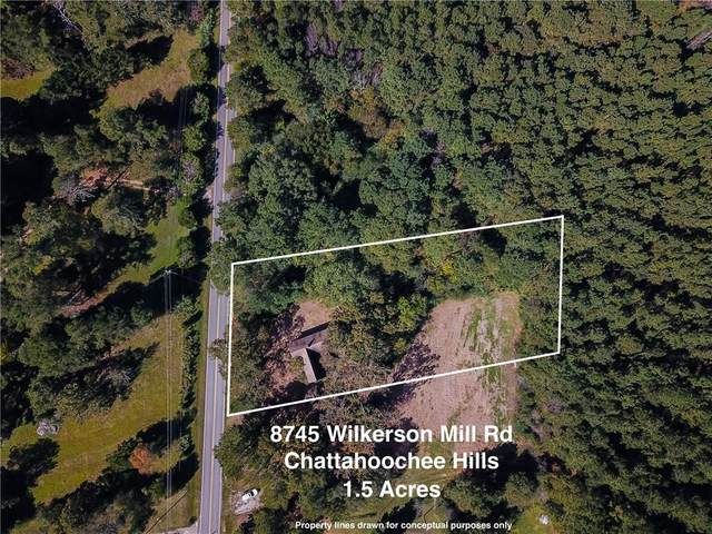 8745 Wilkerson Mill Road, Chattahoochee Hills, GA 30268 (MLS #6798711) :: North Atlanta Home Team