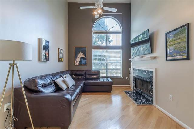 3655 Habersham Road NE A-309, Atlanta, GA 30305 (MLS #6798716) :: Team RRP | Keller Knapp, Inc.