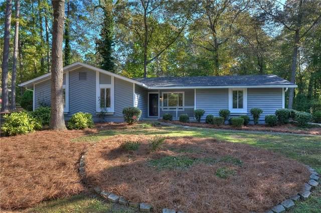 4512 Rambling Road NE, Kennesaw, GA 30144 (MLS #6798757) :: North Atlanta Home Team