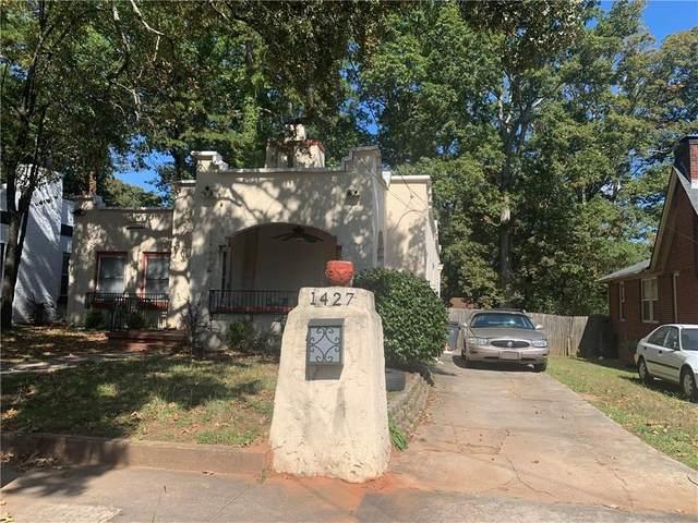 1427 Elizabeth Lane, East Point, GA 30344 (MLS #6798760) :: AlpharettaZen Expert Home Advisors