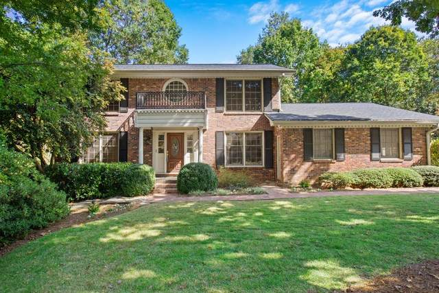 2401 Delverton Drive, Dunwoody, GA 30338 (MLS #6798776) :: North Atlanta Home Team