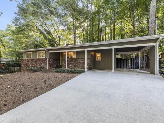 3212 Raymond Drive, Doraville, GA 30340 (MLS #6798786) :: Tonda Booker Real Estate Sales