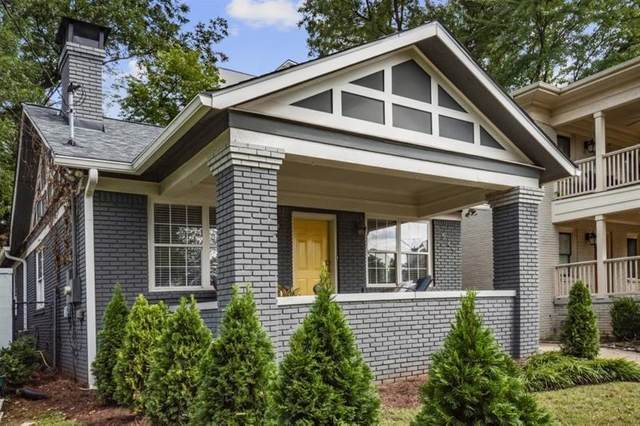 547 Parkway Drive NE, Atlanta, GA 30308 (MLS #6798788) :: Tonda Booker Real Estate Sales