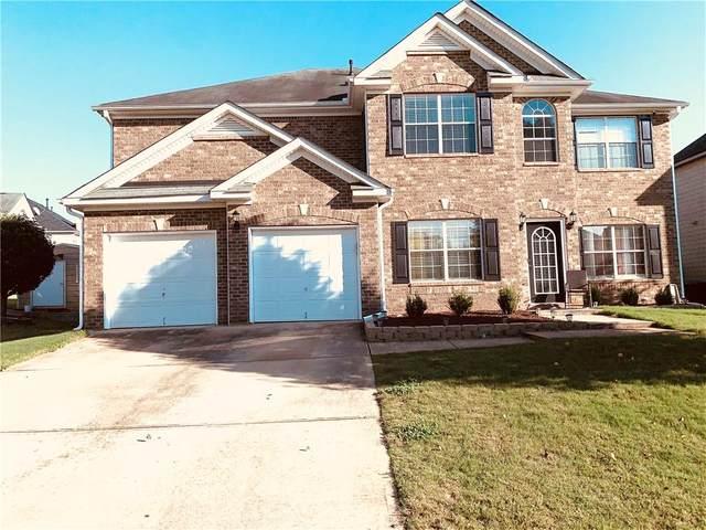 1228 Ithaca Drive, Mcdonough, GA 30253 (MLS #6798826) :: North Atlanta Home Team