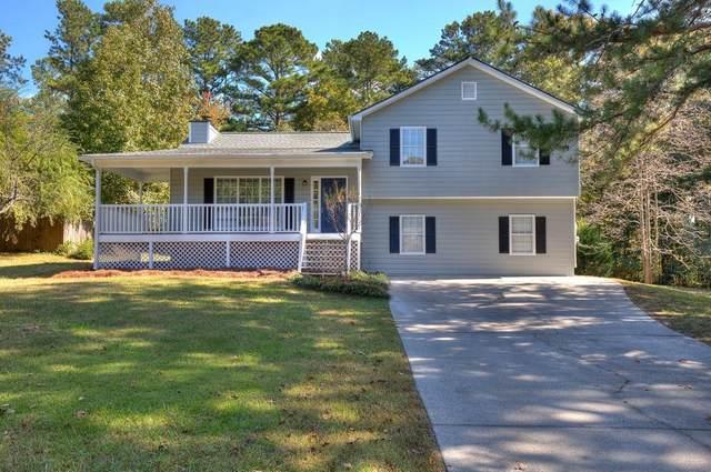 345 White Pine Drive, Dallas, GA 30157 (MLS #6798832) :: The Cowan Connection Team
