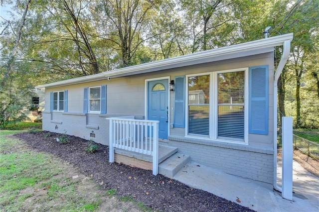 955 Stonewall Drive SE, Atlanta, GA 30315 (MLS #6798843) :: Tonda Booker Real Estate Sales