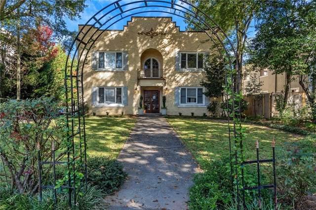 70 Sheridan Drive NE #10, Atlanta, GA 30305 (MLS #6798866) :: AlpharettaZen Expert Home Advisors