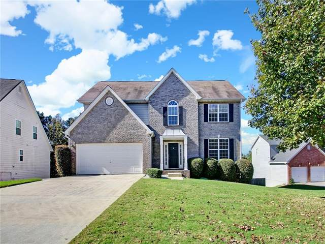 230 Hudson Ridge, Fairburn, GA 30213 (MLS #6798867) :: North Atlanta Home Team