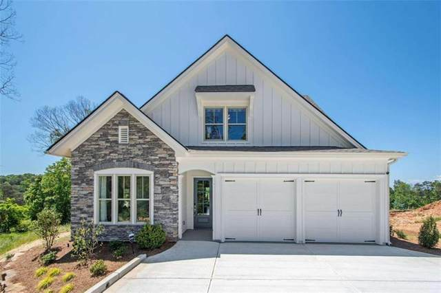 3423 Big View Road, Gainesville, GA 30506 (MLS #6798869) :: The Cowan Connection Team