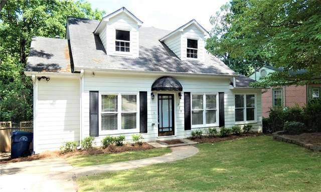219 Mellrich Avenue NE, Atlanta, GA 30317 (MLS #6798877) :: Tonda Booker Real Estate Sales