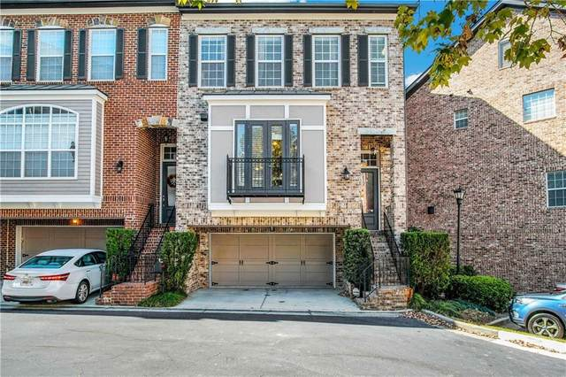 2668 Rivers Edge Drive NE, Atlanta, GA 30324 (MLS #6798894) :: North Atlanta Home Team