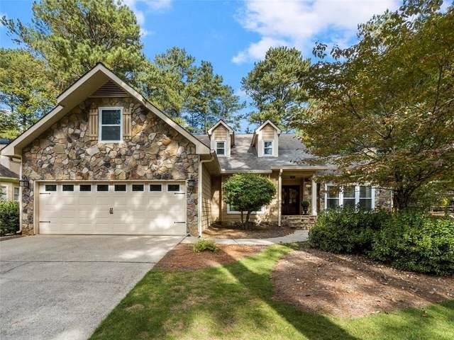 210 Lake Pines Pointe, Alpharetta, GA 30005 (MLS #6798895) :: AlpharettaZen Expert Home Advisors