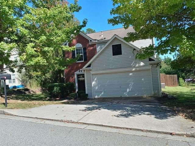 473 Arbor Ridge Drive, Stone Mountain, GA 30087 (MLS #6798914) :: North Atlanta Home Team