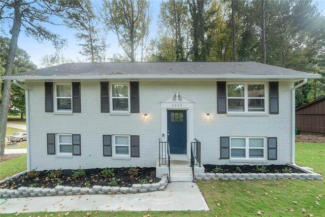 4659 Birch Ridge Trail, Stone Mountain, GA 30083 (MLS #6798974) :: Tonda Booker Real Estate Sales