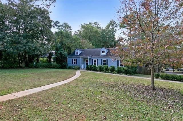 1349 Oldfield Road, Decatur, GA 30030 (MLS #6798983) :: Tonda Booker Real Estate Sales